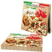45x45x4.2 /FRESHLY Κουτί Πίτσας Μικροβέλε FRESHLY, 45x45x4.2cm
