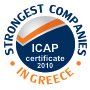 ICAP Strongest Companies in Greece
