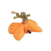 YM-8110 Ψεκαστήρας μεταλλικός για αυτόματο πότισμα γκαζόν με πλαστική βάση πεταλούδας.