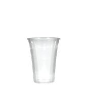 PP-400/CLR Ποτήρι Πλαστικό PP μίας χρήσης 400ml - 13.5oz - 5,8γρ - Διαφανές