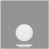 EO-SC-12 Πιατάκι Φλυτζανιών πορσελάνης 12cm