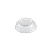 6022-LC Καπάκι Φ5.8cm για πλαστικό μπωλ διαφανές