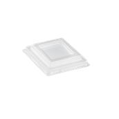 6001-LC Καπάκι Φ6cm για πλαστικό μπωλ διαφανές