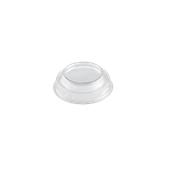 6023-LC Καπάκι Φ5.9cm για πλαστικό μπωλ διαφανές