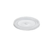 20M-1 Καπάκι Χωρίς Τρύπα Γιά Χάρτινο Ποτήρι Κρύων 200ml