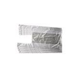 PSK-35/5KG Συσκευασία 5 κιλών Σακούλεs / Τσάντες Φανελάκι 20+7.5 X 35cm Διαφανέs