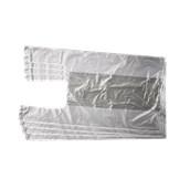 PSK-60/CL/5KG Συσκευασία 5 κιλών Σακούλεs / Τσάντες Φανελάκι 29+10 X 60cm Διαφανέs