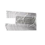 PSK-50/CL/5KG Συσκευασία 5 κιλών Σακούλεs / Τσάντες Φανελάκι 29+9 X 50cm Διαφανέs