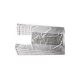 PSK-40/CL/5KG Συσκευασία 5 κιλών Σακούλεs / Τσάντες Φανελάκι 24+9 X 40cm Διαφανέs