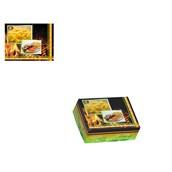BXA-13-10-5 Κουτί Ψητοπωλείου Μεταλιζέ για πατάτα απλή ελληνικής κατασκευής (τιμή ανά κιλό)