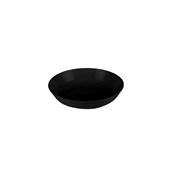 K-993/BLACK Πιατέλα Μελαμίνηs Φ33.5 X 9 cm Μαύρη, Alkan