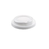 CF-LID-8OZ/WH Καπάκι Πιπίλα Λευκό, 3γρ για τα ποτήρια 8 oz