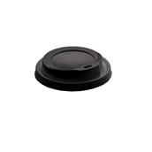 CF-LID-8OZ/BL Καπάκι Πιπίλα Mαύρο, 3γρ για τα ποτήρια 8 oz