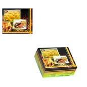 BXA-16-13.5-6.3 Κουτί Ψητοπωλείου Μεταλιζέ για πατάτα διπλή ελληνικής κατασκευής (τιμή ανά κιλό)