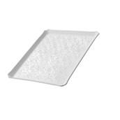 TFN2-2533WH Ακρυλικόs Δίσκοs Παρουσίασηs 25x33cm, λευκός, GARIBALDI
