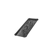 TFN2-1525BL Ακρυλικόs Δίσκοs Παρουσίασηs 15x25cm, μαύρος, GARIBALDI
