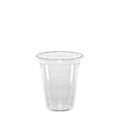 LR-504/CR Ποτήρι Κρύσταλ 33 cl, 6gr, Καφέ, Διάφανο PP, Lariplast
