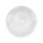 LR-NO4/50 Οικονομικό Πιάτο Φαγητού No4, Στρογγυλό Φ23 cm, Λεπτό πλαστικό PS