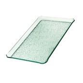 TFN2-3040GL Ακρυλικόs Δίσκοs Παρουσίασηs 30x40cm, διαφανές glass look,GARIBALDI
