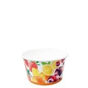 350-SALAD Κύπελο Σαλάτας/Φρούτων  Χάρτινο 390ml, Ιταλίας