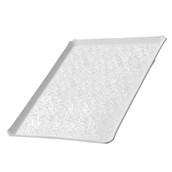 TFN2-3353WH Ακρυλικόs Δίσκοs Παρουσίασηs 33x53cm, λευκός, GARIBALDI