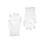 GVI-PD/M Σετ 100τεμ γάντια Βινυλίου χωρίς Λάτεξ, με πούδρα - MEDIUM