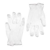 GVI-PD/XL Σετ 90τεμ γάντια Βινυλίου χωρίς Λάτεξ, με πούδρα - X-LARGE