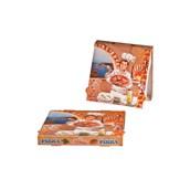 24x24x4 /ISC Κουτί Πίτσας Μικροβέλε ISCHIA, 24x24x4cm, Ιταλίας