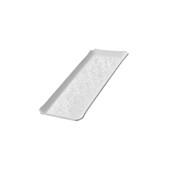 TFN2-1830WH Ακρυλικόs Δίσκοs Παρουσίασηs 18x30cm, λευκός, GARIBALDI
