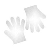 GPE/L Σετ 100τεμ γάντια PE Ζαχαροπλαστικής Υψηλής Πυκνότητας 0,018mm - LARGE