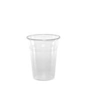 LR-505/CR Ποτήρι Κρύσταλ 40 cl, 8gr, Μπύρας-Καφέ, Διάφανο PP , Lariplast