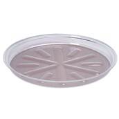 KLR04-52/R-452 Ακρυλικόs Δίσκοs Στρογγυλόs Ρηχόs 2.5cm - Φ 53 Cm, GARIBALDI