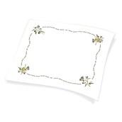1100791310 Χάρτινο Τραπεζομάντηλο Εστιατορίου, 100x130 cm, 3φυλλο, σχέδιο ελιά, ENDLESS