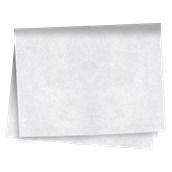 45.04.03-50x70/WH Φύλλο Βεζιτάλ Λευκό 50x70cm