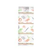 30.01.00-10x28/GR Σακούλα Βεζιτάλ Σχέδιο Grill 10x28cm