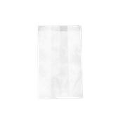 30.00.04-12x21/WH Σακούλα Βεζιτάλ Λευκή 12.5x21cm
