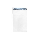 50.01.00-12x22/WH Σακούλα Αλουμινίου Λευκή 12x22cm