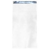 50.01.00-17x33/WH Σακούλα Αλουμινίου Λευκή 17x33cm