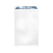 50.01.00-15x28/WH Σακούλα Αλουμινίου Λευκή 15x28cm