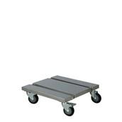 AVA-600M /TROLLEY Τρόλεϊ Μεταφοράς Ισοθερμικών Κουτιών, 50x55x17 cm, inox #304