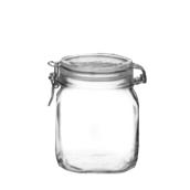 COK-VS-1.5 Δοχείο Γυάλινο με καπάκι χωρητικότητας 1,5 lt, CoK