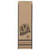 70.02.01-12.5x43/BK Σακούλα Kraft Σχέδιο Bakery 12.5x43cm