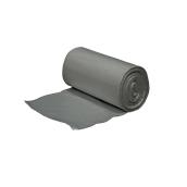 RB-5065/BL Ρολό 100 τεμ. σακούλες μαύρες γραφείου - τουαλέτας MINI,: 50x65cm