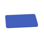 000.0Π7/BL Μπλε Πλάκα Κοπής Πολυαιθυλενίου 50x30x1 cm