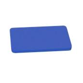 000.0Π8/BL Μπλε Πλάκα Κοπής Πολυαιθυλενίου 50x30x1,5 cm