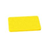 00Π.173/YE Κίτρινη Πλάκα Κοπής Πολυαιθυλενίου 40x30x1 cm