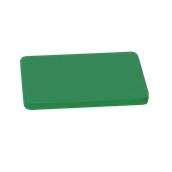 000.0Π9/GN Πράσινη Πλάκα Κοπής Πολυαιθυλενίου 50x30x2 cm