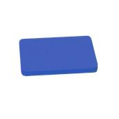 00Π.175/BL Μπλε Πλάκα Κοπής Πολυαιθυλενίου 40x30x2 cm