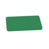 000.0Π7/GN Πράσινη Πλάκα Κοπής Πολυαιθυλενίου 50x30x1 cm