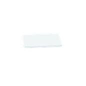 00Π.171/WH Άσπρη Πλάκα Κοπής Πολυαιθυλενίου 30x15x1,5 cm